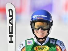 Lena Dürr gehört zum DSV-Aufgebot beim Weltcup-Auftakt