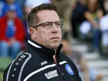 Markus Kauczinski wird vom DFB-Sportgericht zur Kasse gebeten