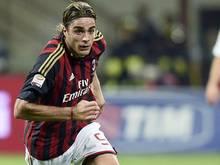 Matri auf Leihbasis von Milan zum FC Genua