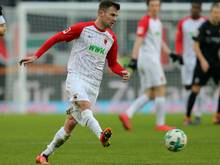 Baier fehlte schon gegen den VfL Wolfsburg