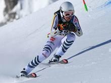 Kira Weidle landet beim ersten Training auf Rang 14