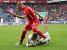 Heidenheim verlängert nicht mit Arne Feick (o.)
