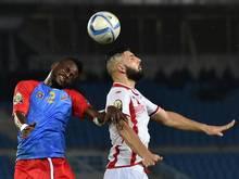 Ein Unentschieden reicht der DR Kongo