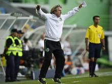 Jorge Jesus holt seinen ersten Titel mit Sporting