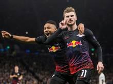 Leipzig ist dem FC Bayern auf den Fersen