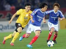 Hat das Krankenhaus verlassen: Shunsuke Nakamura (M.)