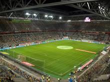 Düsseldorf bewirbt sich als Spielort für EM 2024