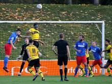 Regionalliga West: Spielbetrieb wird fortgesetzt