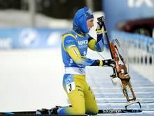 Sieger der Verfolgung: Sebastian Samuelsson