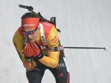 Philipp Horn musste sich einer Knie-OP unterziehen