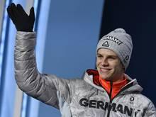 Andreas Wellinger geht mit Bayern München auf US-Tour