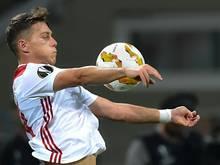 Leonardo Koutris verstärkt Fortuna Düsseldorf