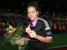 Sasic wird zur besten Fußballerin in Europa gewählt