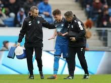 Hoffenheim muss länger auf Dennis Geiger verzichten