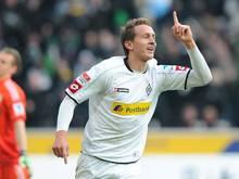 Will sich in Gladbach durchsetzen: Luuk de Jong
