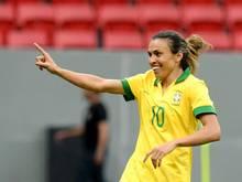 Marta bleibt weiterhin beim FC Rosengård