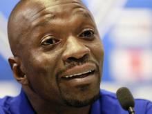 Ärger mit der Steuer: SC Bastia-Coach Claude Makelele