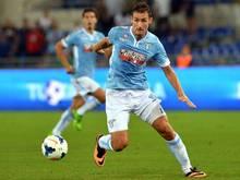 Miroslav Klose feiert Liga-Comeback