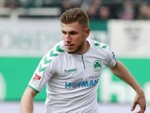 Levent Aycicek verlässt Greuther Fürth