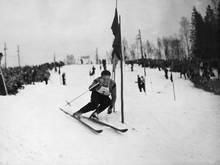 Kombination wird erster olympischer Ski-alpin-Wettbewerb