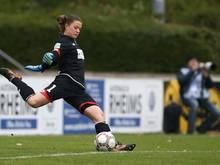 Martina Tufekovic von der TSG Hoffenheim