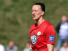 Almuth Schult verlängert ihren Vertrag beim VfL Wolfsburg bis 2022