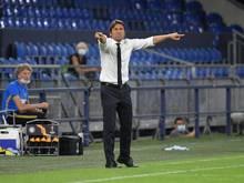 Conte steht mit seinem Team nun unter den letzten Acht