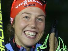 Laura Dahlmeier überquert Alpen in 15 Stunden