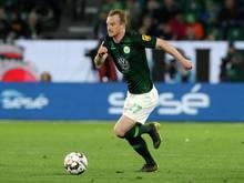 Traf zum frühen 1:0 gegen Eindhoven: Maximilian Arnold