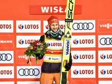 Markus Eisenbichler ist Sportler des Monats November