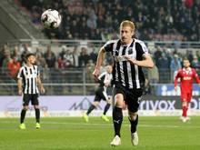 Klingmann absolvierte bislang 106 Spiele für Sandhausen