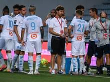 Olympique Marseille bestätigt drei weitere Coronafälle