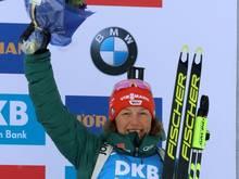 Laura Dahlmeier beendet mit 25 Jahren ihre Karriere