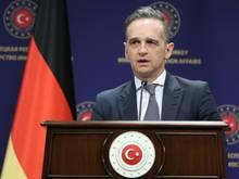Heiko Maas spricht in Ankara auch über den Özil-Wechsel