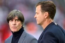 Löw und Bierhoff werden sich das Finale vor Ort ansehen