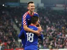 Olic und Perisic stehen im kroatischen Aufgebot