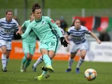 Nicole Billa hält ihrem Klub Hoffenheim die Treue