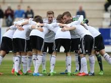 Die U16-Junioren drehten  einen 0:2-Rückstand