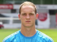 Niklas Lomb wurde für ein Spiel gesperrt
