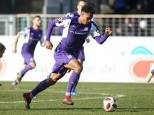 Etienne Amenyido verlängert in Osnabrück bis 2022