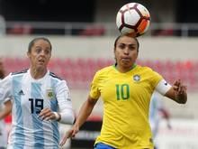 WM-Rekordtorschützin Marta reist mit Brasilien zur WM