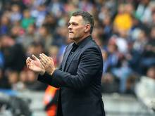 Willy Sagnol wird neuer Nationaltrainer Georgiens