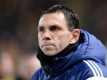 AEK Athen hat Trainer Gustavo Poyet entlassen