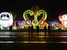 Die Olympischen Winterspiele 2022 finden in Peking statt