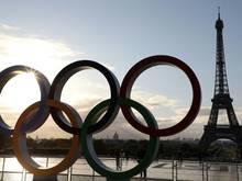 Gefördert werden Athleten für die Spiele 2024 in Paris