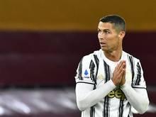 Ronaldo muss für das Duell gegen seinen Ex-Rivalen Lionel Messi passen