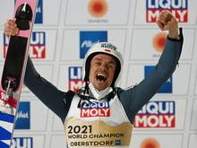 Ältester Weltmeister der Geschichte: Piotr Zyla