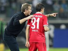 Jonas Hofmann wird Mainz 05 gegen Paderborn fehlen