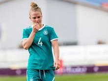 Leonie Maier sagt wegen Kniebeschwerden ab