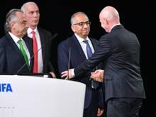 Die Startplatz-Frage ist für die Gastgeber der WM 2026 noch offen